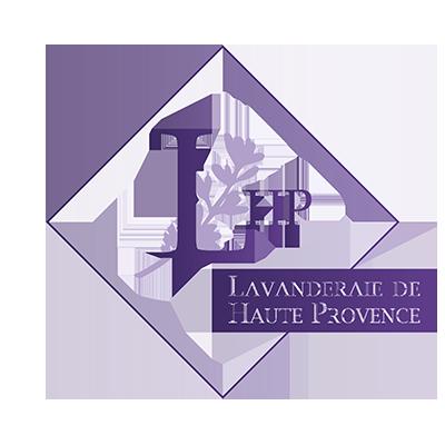 Logo lavanderaie de haute provence, lavanda francese