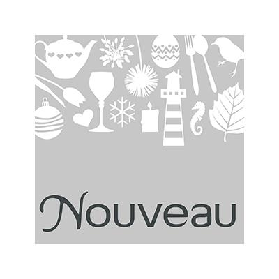 Logo tovaglioli Nouveau