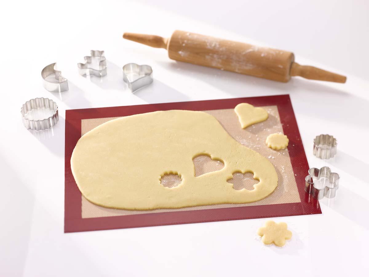 No Stik, foglio antiaderente per stendere la pasta